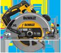 "Circular Saw - 7-1/4"" dia - 20V Li-Ion / DCS570 Series *MAX XR"
