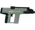Actuated Gun - 0.27 Caliber Strip - Powder / LV 470K