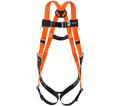 Full Body Harness - Orange / T4000 Series *TITAN II NON-STRETCH