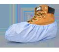 Boot Covers - Waterproof & Non-Skid - Light Blue / BB-SRW