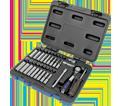 "Chrome Socket Set - 1/4"" - 6 Point / 600125 *42 Pc"