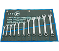 11 Piece Raised Panel TORQUE DRIVE® Combo Wrench Set / 700167