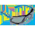 Safety Glasses - Polycarbonate - Frameless / 11870 Series *VIRTUA™ CCS