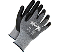 Palm Coated Gloves - EN 388 4344X - A2 Cut - Synthetic / 99-1-9730 *NINJA X4