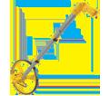 Measuring Wheel - Metric - Yellow / RT312M