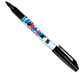 DURA-INK® 15 Ink Metal Marker - Black