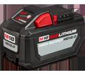 Battery - 12.0 Ah -18V Li-Ion / 48-11-1812 *M18 REDLITHIUM HIGH OUTPUT™