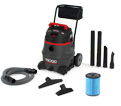 Wet / Dry Vacuum (w/Acc) - 14 gal. - 11 amps / 1400RV