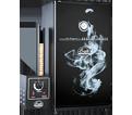 "Food Smoker - 4 Rack - 572 sq"" / BS611 *ORIGINAL"