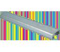 """Strut Channel - 13/16"""" - Single - 10' / Pre-Galvanized Steel *14 GAUGE"""