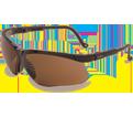 Genesis® Safety Glasses - HydroShield™ Anti-Fog / S3200HS Series