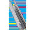 "Strut Channel - 1-5/8"" - Single - 20' / Hot Dip Galvanized Steel *12 GAUGE"