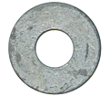 Flat Washers - USS - Low Carbon Steel / Hot Dip Galvanized