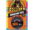 """Double-Sided Tape - 1"""" - Foam - Black / 6155002 *GORILLA"""