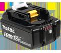 Battery - 6.0 Ah - 18V Li-Ion / BL1860B Series (BULK)