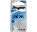 Coin Battery - 3 Volt - Li-Ion / CR2025