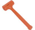 Dead Blow Hammer - Soft Face - Hi-Vis PVC / 74091 Series