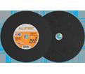 Cut-Off Wheels - Aluminum Oxide - Type 1 Chopsaw / 10-W Series *ALLSTEEL™