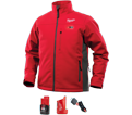 Heated Jacket - Unisex - 12V Li-Ion / 202R Series *TOUGHSHELL
