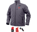 Heated Jacket - Unisex - 12V Li-Ion / 202G Series *TOUGHSHELL