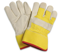 Winter Gloves - Foam/Fleece - Cowhide / 3470LCRB