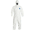 Coveralls - Hooded - Tyvek / 16D-TY127S Series