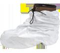 Boot Covers - White - Tyvek / 16D-903