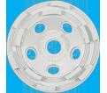 "Diamond Cup Wheel - 5"" - Coarse / DC510"