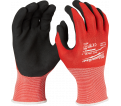Palm Coated Gloves - EN 388 3121A - A1 Cut - Nylon/Lycra / 48-22-8901