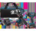 2 Tool Combo Kit - 18V Li-Ion / CLPK222-181