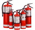 Fire Extinguisher - ABC Dry Chem - Alum Valve / MULTI-PURPOSE