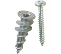 Drywall Anchor - #8 - Zinc / 64 Series *E-Z ZINC