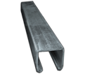 "Strut Channel - 1-5/8"" - Single - 10' / Pre-Galvanized Steel *12 GAUGE"