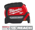 16Ft Compact Magnetic Tape Measure / 48-22-0316