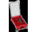 Hole Saw Kit - 9 PC - Carbide / 49-56-9296 *BIG HAWG w/ PACKOUT