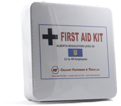 First Aid Kit - AB #1 / Metal Case