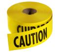 1000 Ft. Yellow Barricade Tape-Caution / 71-1001