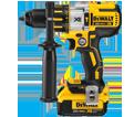 """Hammer Drill/Driver MAX XR™ - 1/2"""" - 20V Li-Ion / DCD995 Series"""