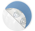 Cloth PSA Discs - Zirconia alumina / CS 411 XS