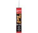 Adhesive - Construction - Brown - Cartridge / PL PREMIUM *ORIGINAL