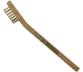 Scratch Brush - Wood - Stainless Steel / SB2088SS