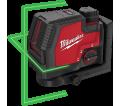Laser Level (Kit) - Green - Cross Line / 3521-21